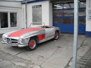 Oldtimerinstandsetzung Köln - historische Fahrzeuge